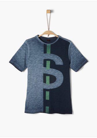 S.OLIVER Jersey-T-Shirt_für Jungen