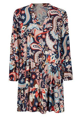 HEIMATLIEBE Suknelė su Paisleydruck