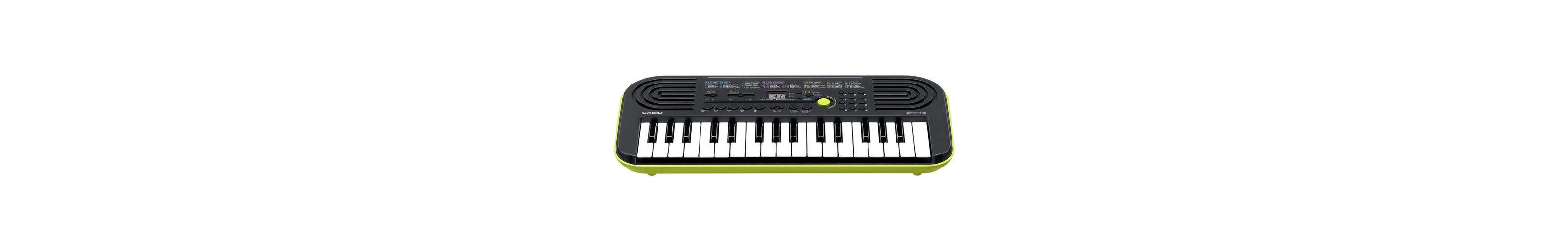 Casio® Mini Keyboard, »SA-46«