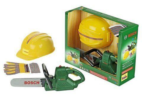 Klein Kinder Kettensägen-Set »Bosch mini«