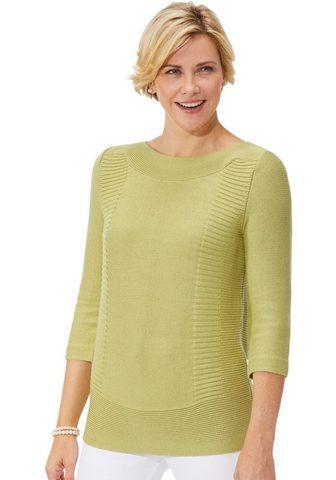 Пуловер с линия Ripp-Partien