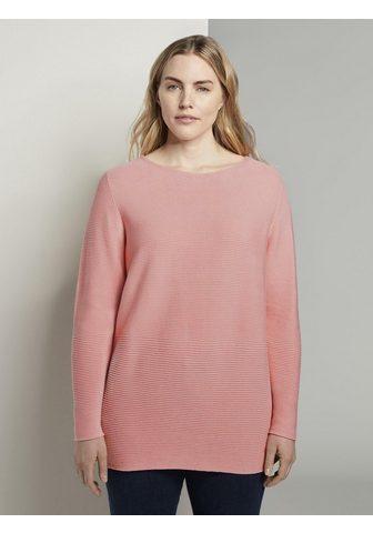 Пуловер »Weicher Ottoman Свитер