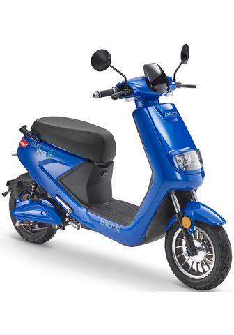 BLU:S E-Motorroller »XT2000« 2000 Watt 45 km...