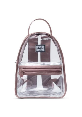 HERSCHEL Kuprinė »Clear Bags Nova Mini«
