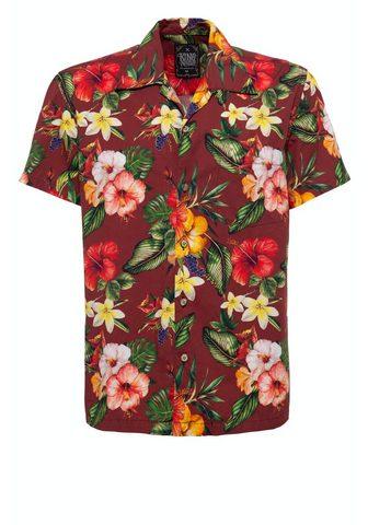KINGKEROSIN Hawaiihemd »Tropic«