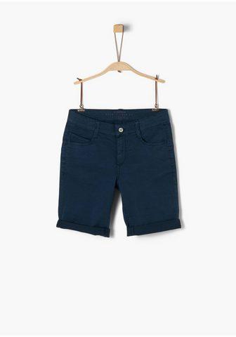 S.OLIVER Twill-Shorts_für Jungen