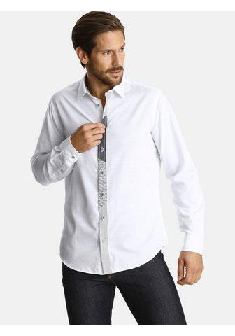 SHIRTMASTER Marškiniai ilgomis rankovėmis »blacksk...