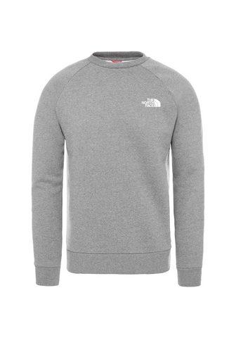 THE NORTH FACE Sportinio stiliaus megztinis »Raglan R...