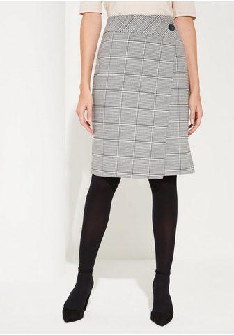 COMMA Žakardinis sijonas