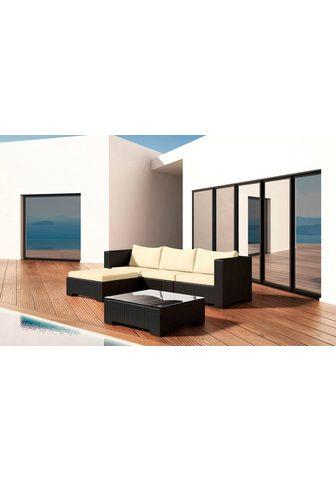 BAIDANI Sodo baldų komplektas »Beach« 12-tlg. ...