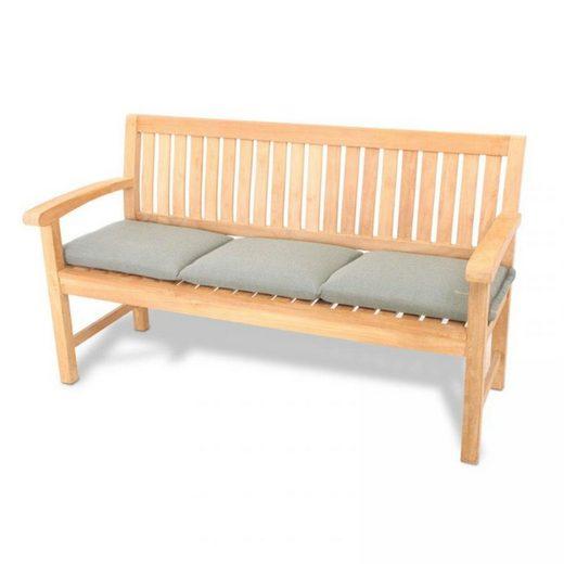 ROG-Gardenline Bankauflage, 3-Sitzer 150 x 45 CM - Taupe