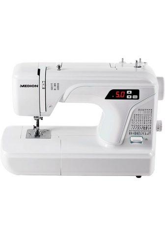 MEDION ® siuvimo mašina MD 16661 46 Nähprogra...