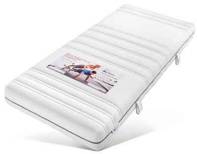 Komfortschaummatratze »Tri Sensation«, BeSports, 22 cm hoch