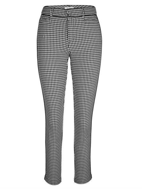 Hosen - Alba Moda 7 8 Hose mit Kontrastpaspelierung ›  - Onlineshop OTTO