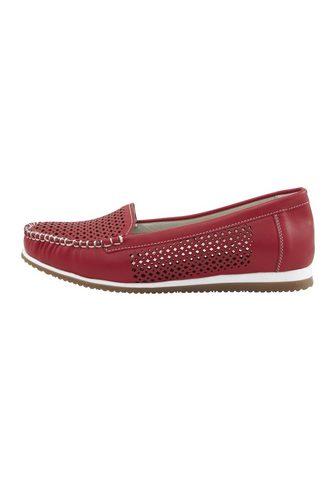 ANDREA CONTI Mokasinų tipo batai su Lochmuster-Präg...