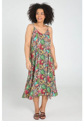 PAPRIKA Ilga suknelė »V-Ausschnitt«