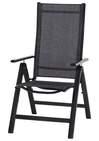 SIENA GARDEN Sodo kėdė »Medira« Aliumininis kočėlas...