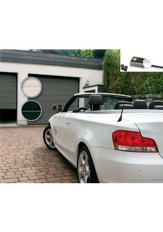 SCHELLENBERG Rinkinys: Garažo vartai BxH: 2375 x 21...