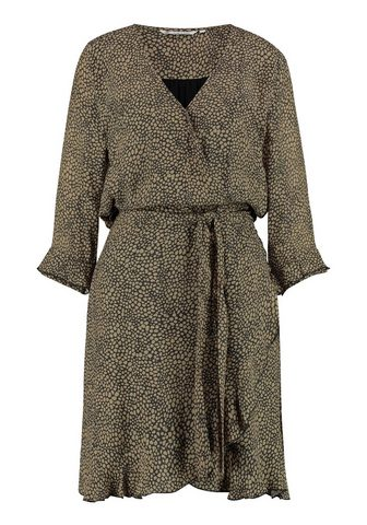 LOOM&LACE Loom&Lace suknelė su surišamas diržas ...
