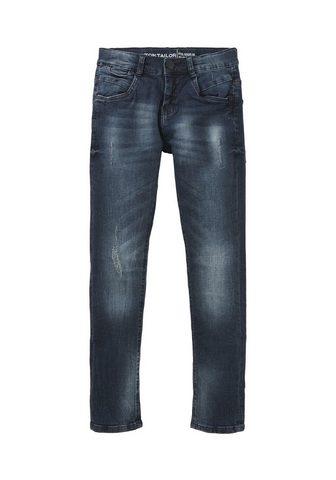 Джинсы с 5 карманами »Jeans&laqu...
