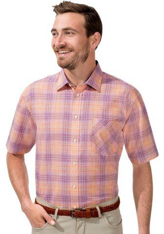 CATAMARAN Marškiniai trumpomis rankovėmis iš gry...
