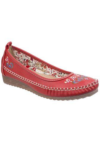 Fleet & Foster Mokasinų tipo batai »Da...
