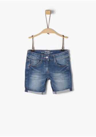 Джинсы Shorts_für Mädchen