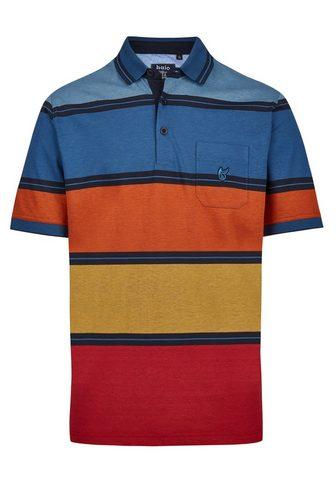 HAJO Polo marškinėliai su stimmigen dryžiai...