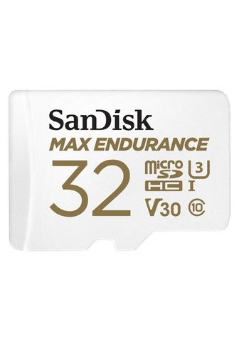SANDISK MicroSDXC Max Endurance 32GB (V30/U3/C...