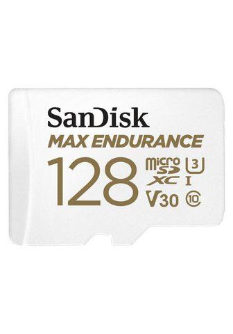 SANDISK MicroSDXC Max Endurance 128GB (V30/U3/...