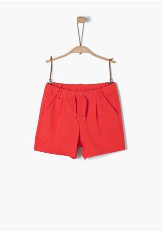 Jersey-Shorts_für Mädchen
