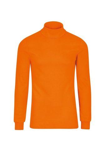TRIGEMA Ilgomis rankovėmis marškinėliai Ski/ S...