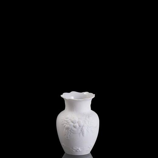 Kaiser Porzellan Tischvase »Vase Flora Bauchig«