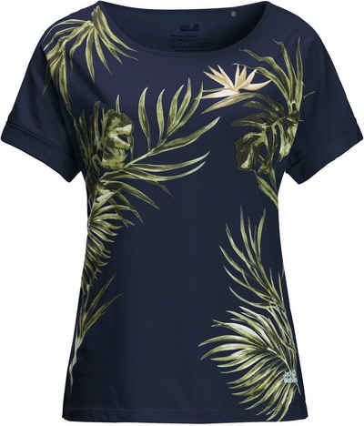 Jack Wolfskin T-Shirt »TROPICAL LEAF«