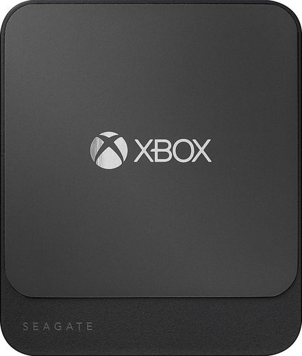 Seagate »Game Drive für Xbox« externe Gaming-SSD (500 GB), Inklusive 2 Jahre Rescue Data Recovery Services)