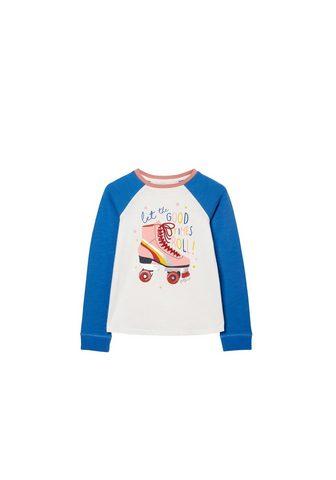 FATFACE Marškinėliai »Kinder su Rollschuh-Graf...