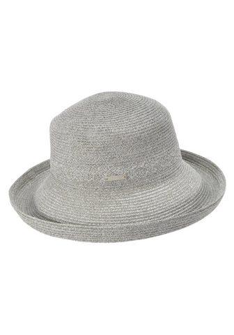 SEEBERGER šiaudinė skrybėlė »Bolero iš nedidelis...