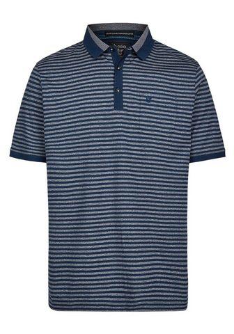 HAJO Polo marškinėliai su puošnus Alloverri...