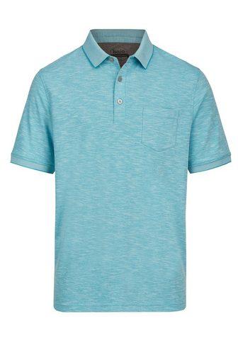 Softknit-Poloshirt с красивый Farbeffe...