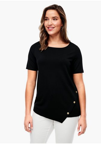 TRIANGLE Interlockjersey-Shirt