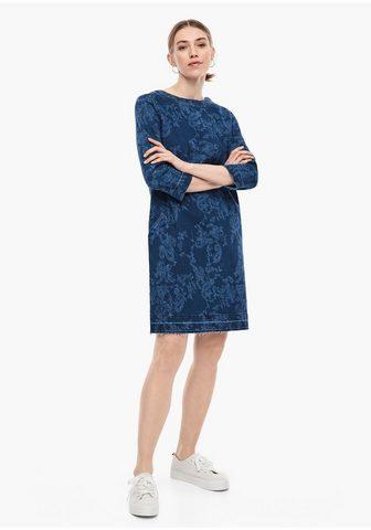 S.OLIVER Džinsinė suknelė