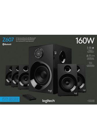 LOGITECH »Z607« Surround-Lautsprecher (Bluetoot...