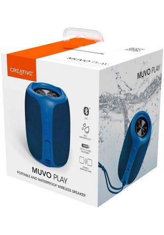 CREATIVE »MuVo Play« Bluetooth graso kolonėlė (...