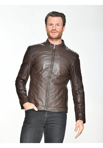 Куртка кожаная в Bikerstil »Roch...