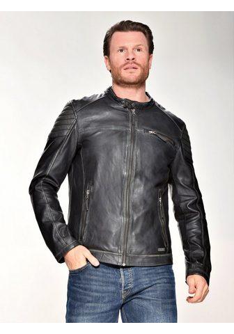 Куртка кожаная с Absteppungen »D...