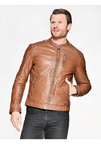 Куртка кожаная schlicht »Matthew...