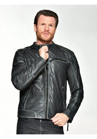 Куртка кожаная с Absteppungen »N...