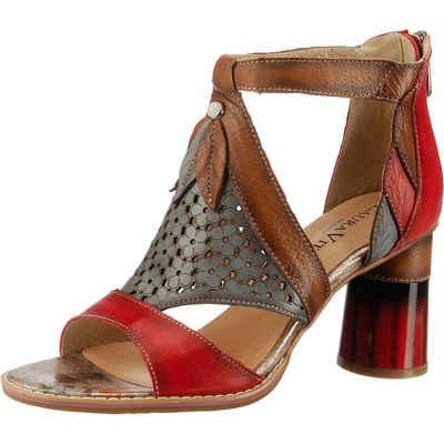 LAURA VITA »Gucstoo 04 Klassische Sandaletten« Sandalette