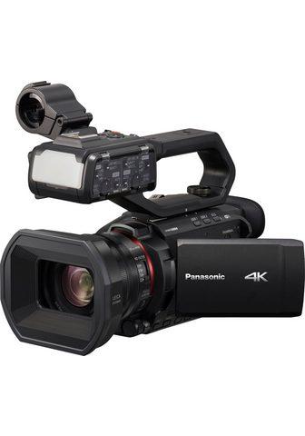 Lumix Panasonic »HC-X2000E« Camcorder (4K Ultra HD WLA...