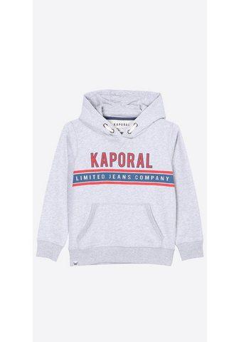 Пуловер с капюшоном с красивый Front-P...